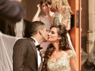 Le mariage de Fanny et Miro