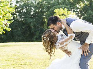 Le mariage de Nelly et Cedric