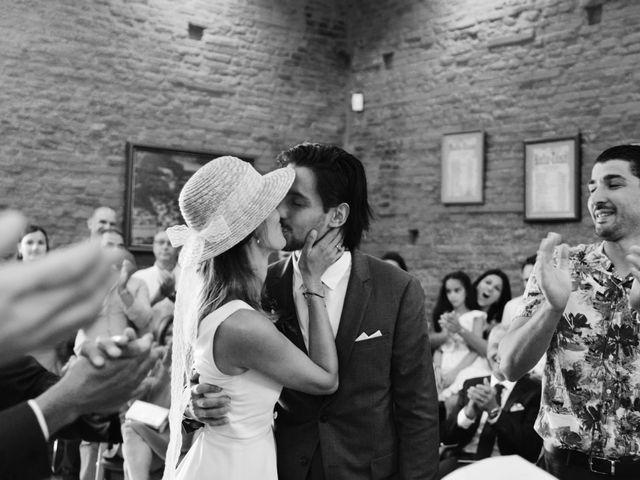 Le mariage de Jonathan et Lucie à Castelsarrasin, Tarn-et-Garonne 1