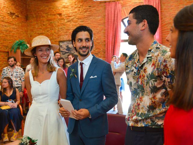 Le mariage de Jonathan et Lucie à Castelsarrasin, Tarn-et-Garonne 2
