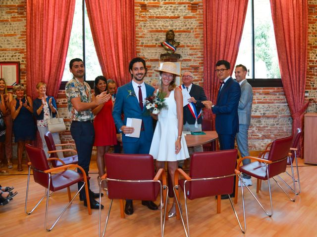 Le mariage de Jonathan et Lucie à Castelsarrasin, Tarn-et-Garonne 3
