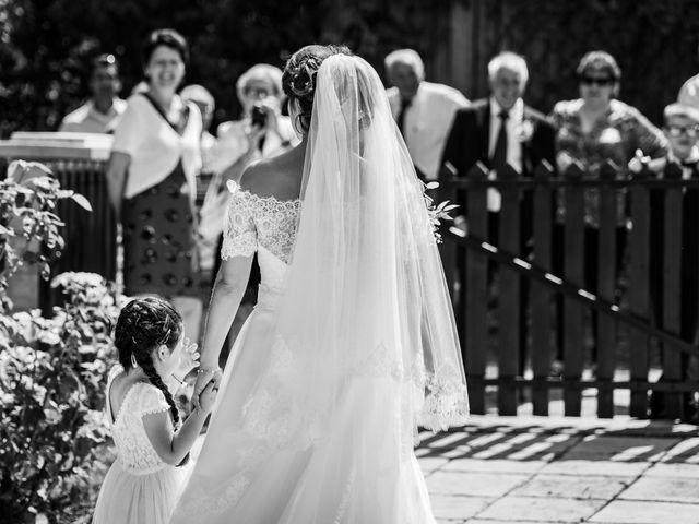 Le mariage de Valentin et Celine à Saint-Pardoux-la-Rivière, Dordogne 1