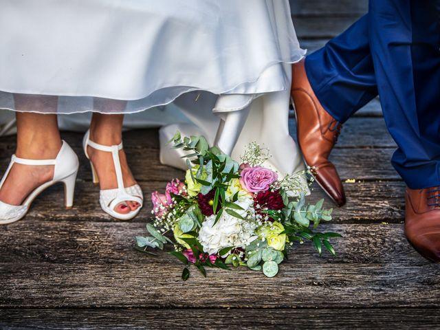 Le mariage de Valentin et Celine à Saint-Pardoux-la-Rivière, Dordogne 7
