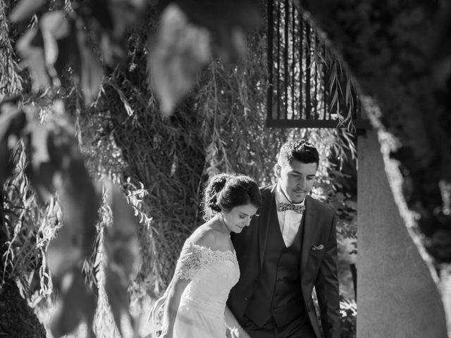 Le mariage de Valentin et Celine à Saint-Pardoux-la-Rivière, Dordogne 8