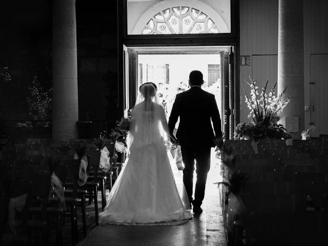 Le mariage de Valentin et Celine à Saint-Pardoux-la-Rivière, Dordogne 18