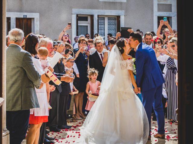 Le mariage de Valentin et Celine à Saint-Pardoux-la-Rivière, Dordogne 19