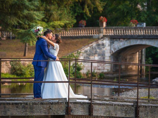 Le mariage de Valentin et Celine à Saint-Pardoux-la-Rivière, Dordogne 20