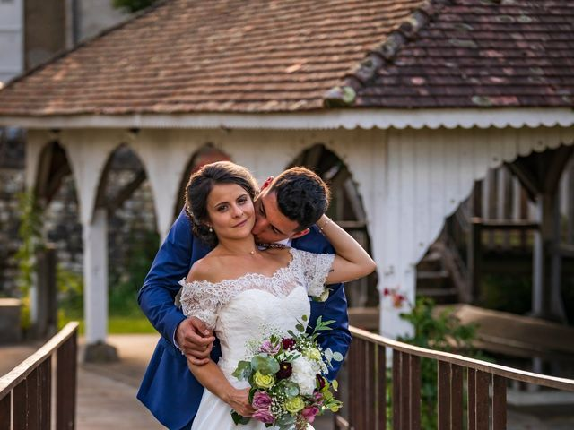 Le mariage de Valentin et Celine à Saint-Pardoux-la-Rivière, Dordogne 34