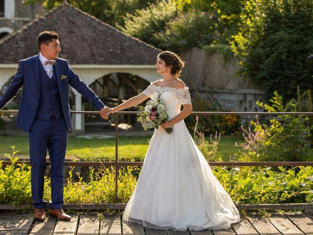 Le mariage de Valentin et Celine à Saint-Pardoux-la-Rivière, Dordogne 40