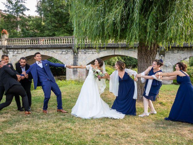Le mariage de Valentin et Celine à Saint-Pardoux-la-Rivière, Dordogne 42
