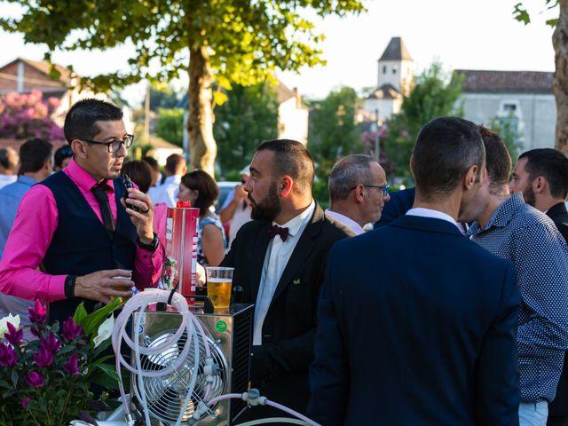 Le mariage de Valentin et Celine à Saint-Pardoux-la-Rivière, Dordogne 45
