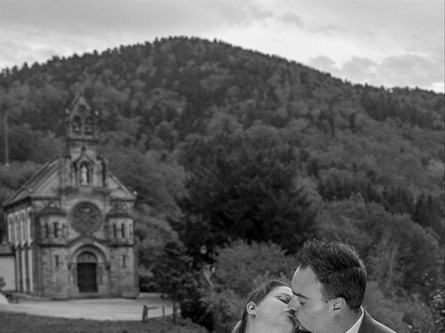 Le mariage de Frédéric et Emilie à Bitschwiller-lès-Thann, Haut Rhin 3