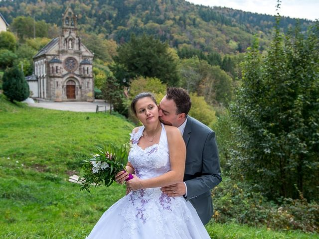 Le mariage de Frédéric et Emilie à Bitschwiller-lès-Thann, Haut Rhin 2