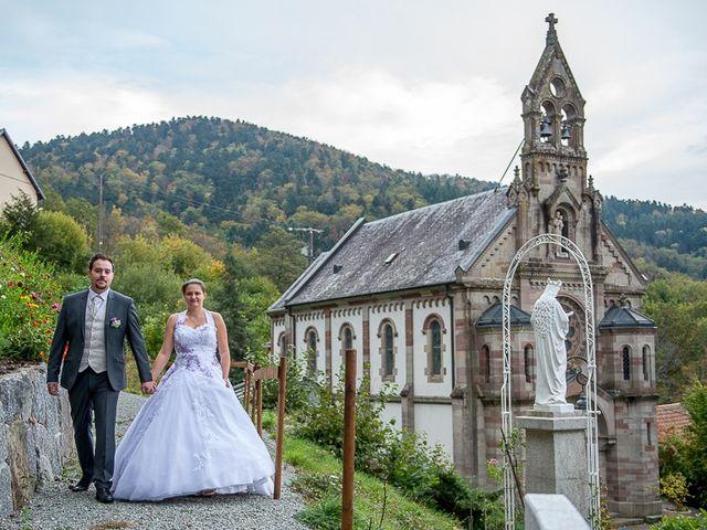 Le mariage de Frédéric et Emilie à Bitschwiller-lès-Thann, Haut Rhin 4