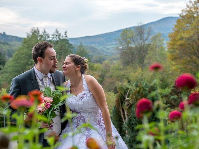 Le mariage de Frédéric et Emilie à Bitschwiller-lès-Thann, Haut Rhin 5