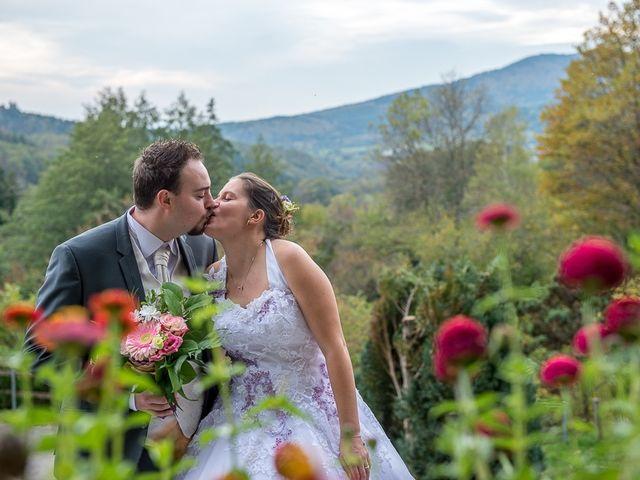 Le mariage de Frédéric et Emilie à Bitschwiller-lès-Thann, Haut Rhin 6