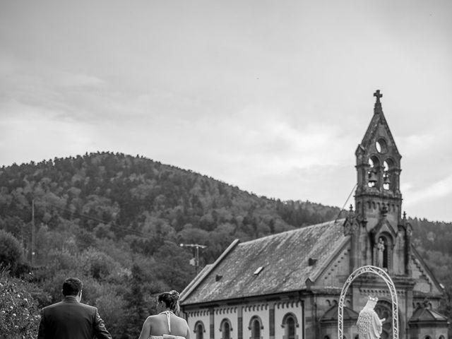 Le mariage de Frédéric et Emilie à Bitschwiller-lès-Thann, Haut Rhin 8