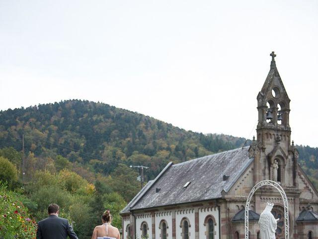 Le mariage de Frédéric et Emilie à Bitschwiller-lès-Thann, Haut Rhin 9