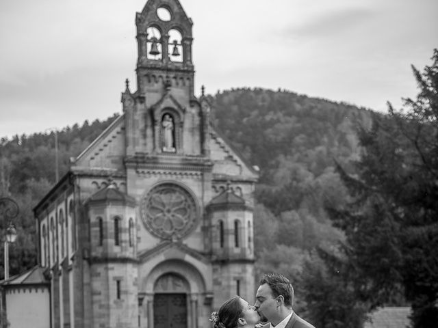 Le mariage de Frédéric et Emilie à Bitschwiller-lès-Thann, Haut Rhin 10