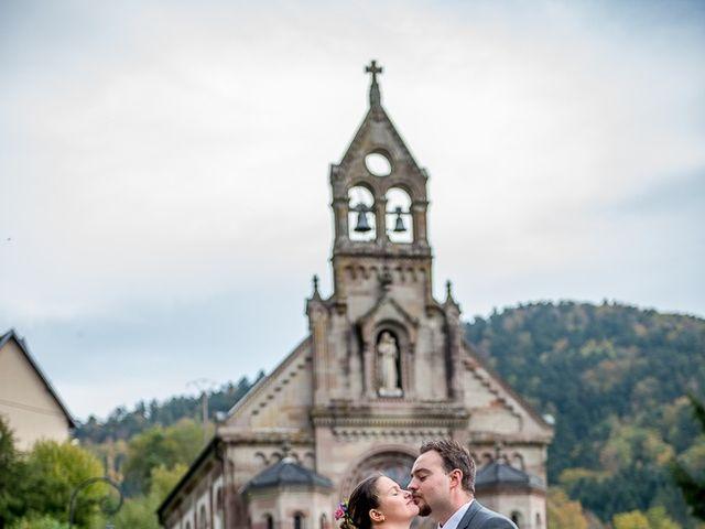 Le mariage de Frédéric et Emilie à Bitschwiller-lès-Thann, Haut Rhin 11