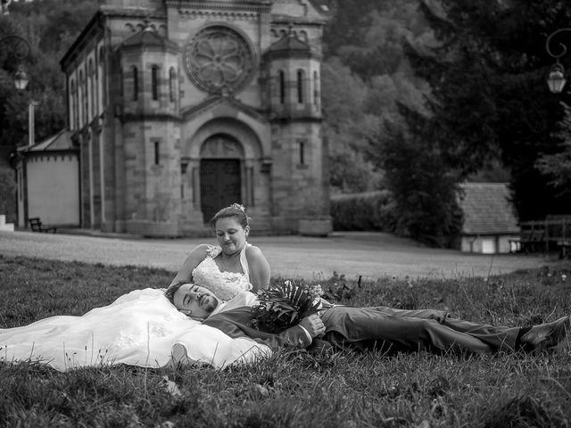 Le mariage de Frédéric et Emilie à Bitschwiller-lès-Thann, Haut Rhin 14