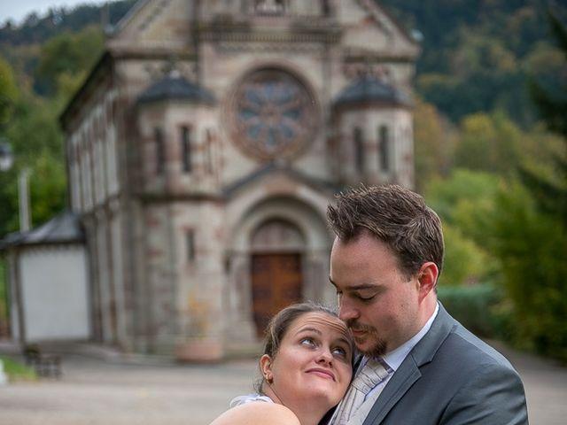 Le mariage de Frédéric et Emilie à Bitschwiller-lès-Thann, Haut Rhin 15