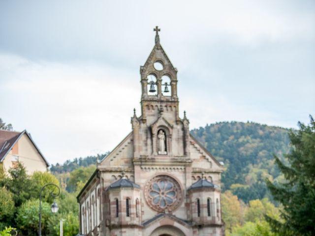 Le mariage de Frédéric et Emilie à Bitschwiller-lès-Thann, Haut Rhin 17