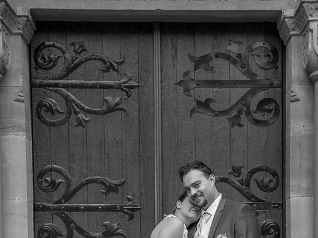 Le mariage de Frédéric et Emilie à Bitschwiller-lès-Thann, Haut Rhin 25