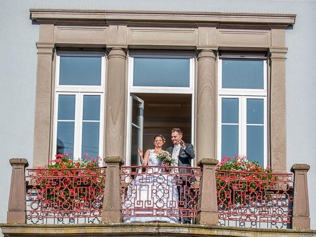 Le mariage de Frédéric et Emilie à Bitschwiller-lès-Thann, Haut Rhin 43
