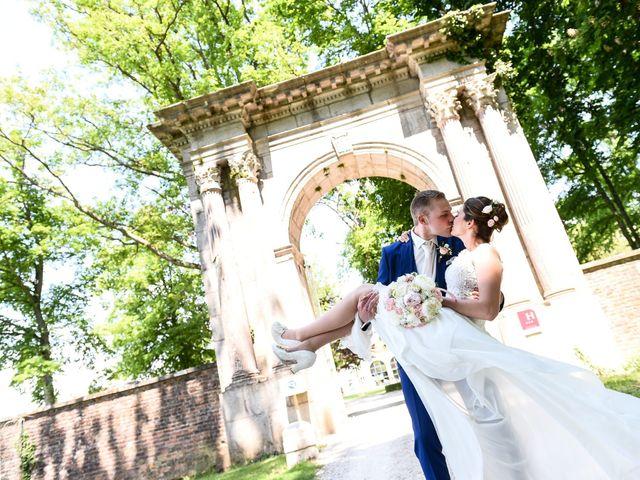 Le mariage de Elise et Camille