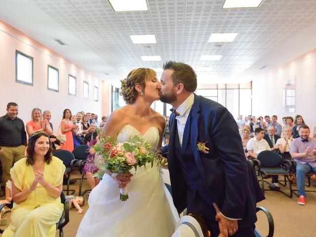 Le mariage de Nicolas et Elodie à Aussonne, Haute-Garonne 18