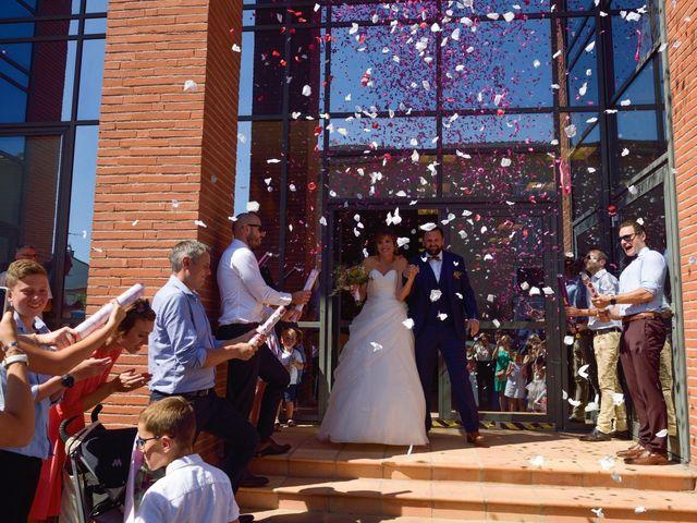 Le mariage de Nicolas et Elodie à Aussonne, Haute-Garonne 20