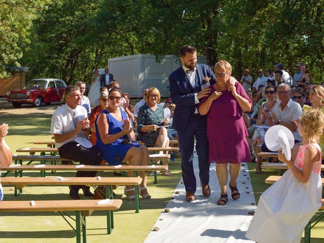 Le mariage de Nicolas et Elodie à Aussonne, Haute-Garonne 23