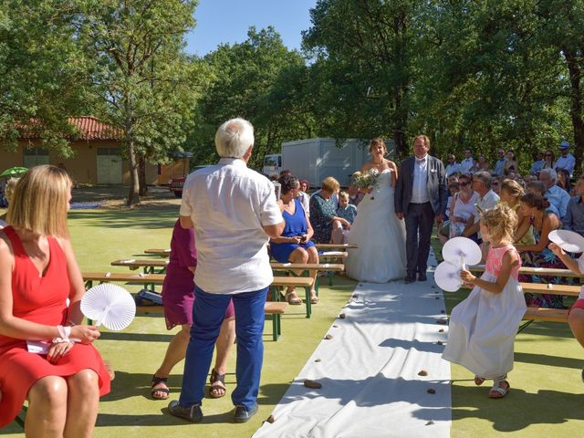 Le mariage de Nicolas et Elodie à Aussonne, Haute-Garonne 24