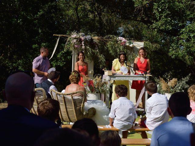 Le mariage de Nicolas et Elodie à Aussonne, Haute-Garonne 27