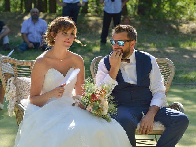 Le mariage de Nicolas et Elodie à Aussonne, Haute-Garonne 28
