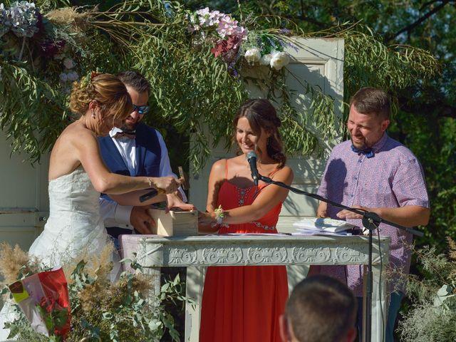 Le mariage de Nicolas et Elodie à Aussonne, Haute-Garonne 32