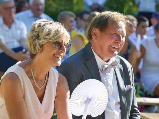 Le mariage de Nicolas et Elodie à Aussonne, Haute-Garonne 33