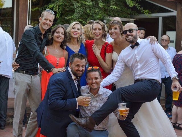 Le mariage de Nicolas et Elodie à Aussonne, Haute-Garonne 36
