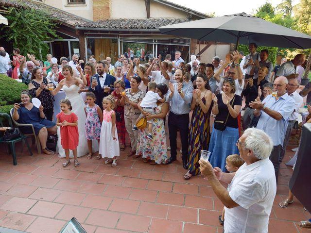 Le mariage de Nicolas et Elodie à Aussonne, Haute-Garonne 42