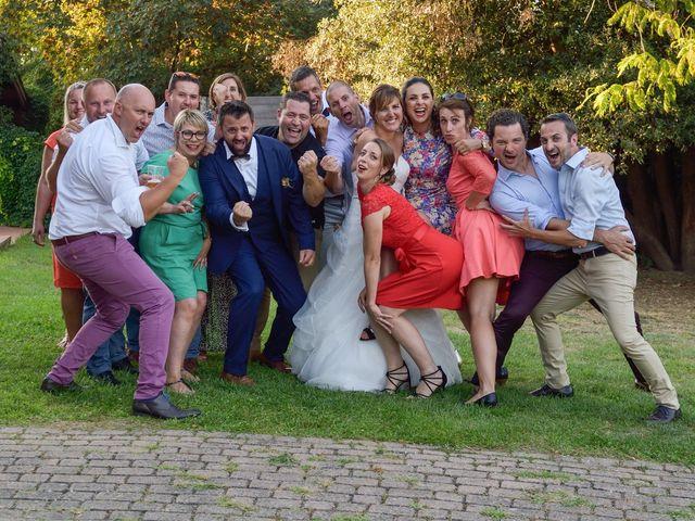 Le mariage de Nicolas et Elodie à Aussonne, Haute-Garonne 43