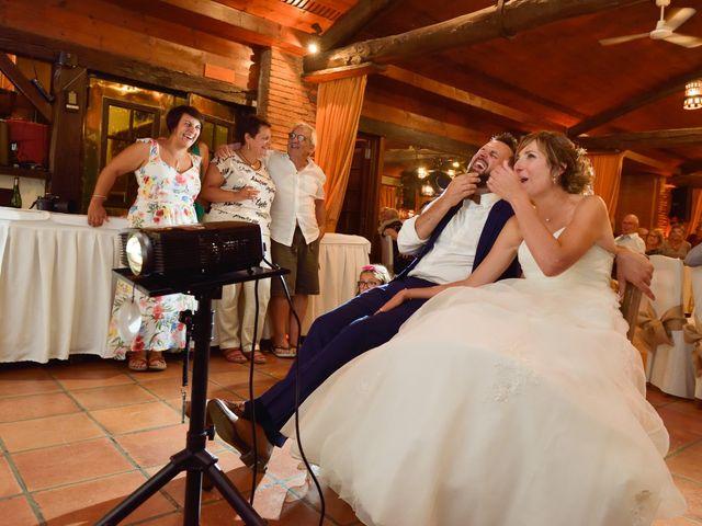 Le mariage de Nicolas et Elodie à Aussonne, Haute-Garonne 48