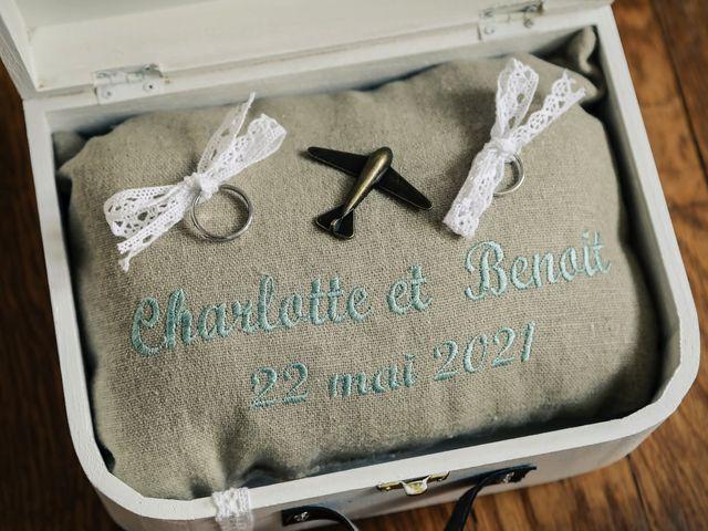 Le mariage de Benoît et Charlotte à Bombon, Seine-et-Marne 11