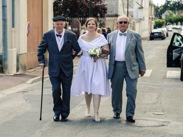 Le mariage de Benoît et Charlotte à Bombon, Seine-et-Marne 30