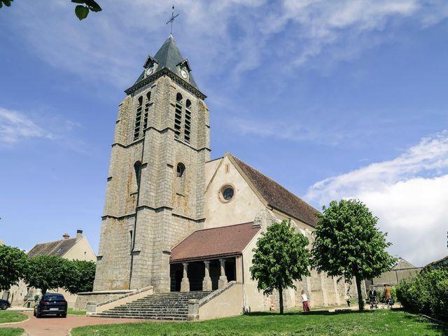 Le mariage de Benoît et Charlotte à Bombon, Seine-et-Marne 53