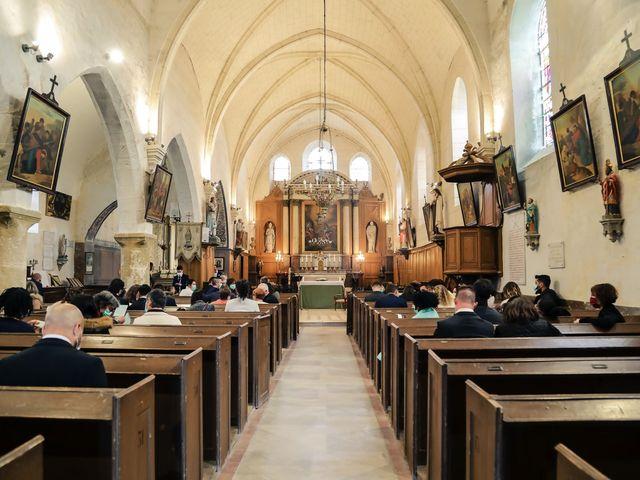 Le mariage de Benoît et Charlotte à Bombon, Seine-et-Marne 54
