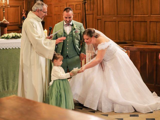 Le mariage de Benoît et Charlotte à Bombon, Seine-et-Marne 74