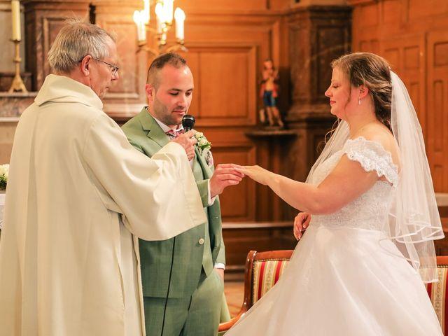 Le mariage de Benoît et Charlotte à Bombon, Seine-et-Marne 75