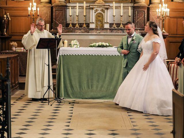 Le mariage de Benoît et Charlotte à Bombon, Seine-et-Marne 78