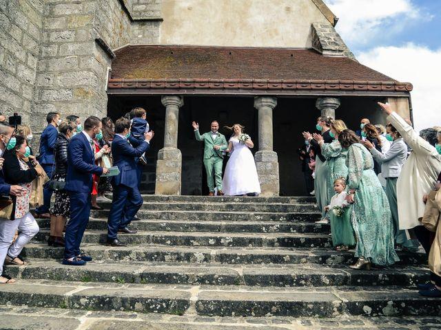 Le mariage de Benoît et Charlotte à Bombon, Seine-et-Marne 85